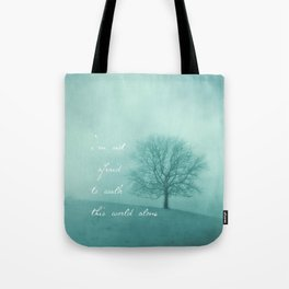 Wintertree Tote Bag
