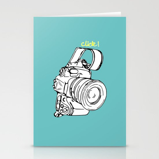 Click! Stationery Cards