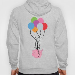 Pigs Can Fly Hoody