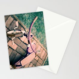 LomoChrome Tricycle  Stationery Cards