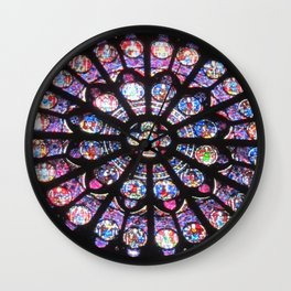 Blessed Light Wall Clock