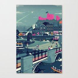Windsor Canvas Print