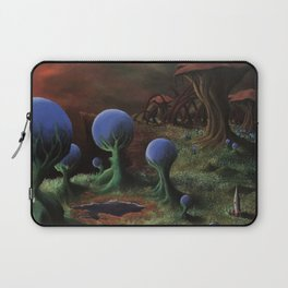 Far Be It From Home Laptop Sleeve