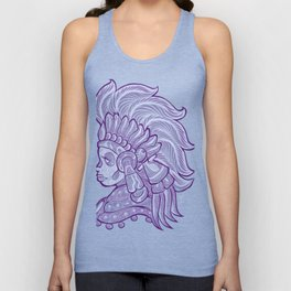 Mictecacihuatl - Lady of the Dead Unisex Tank Top