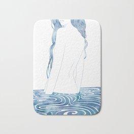 Nereid L Bath Mat