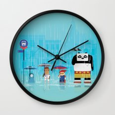 The Nick Yorkers in May Wall Clock