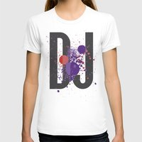 springsteen T-shirts featuring Art DJ by Sitchko Igor