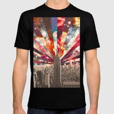 Superstar New York SMALL Black Mens Fitted Tee
