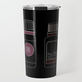 Essential Oils I Travel Mug