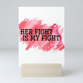 Gift For Fighter Mini Art Print