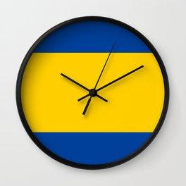 Boca Junior Wall Clock