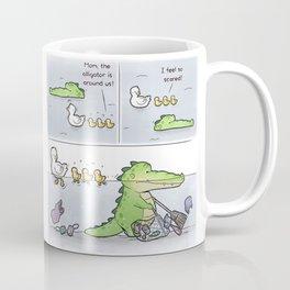 Gator Is Around Coffee Mug