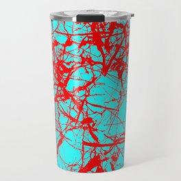 Freedom Red Travel Mug
