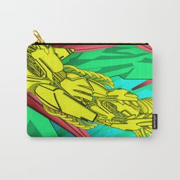 AUTOMATIC WORM 5 Carry-All Pouch
