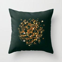 Cluster Throw Pillow