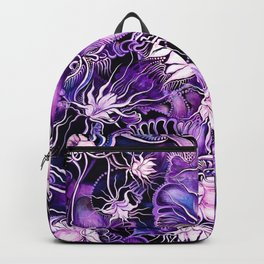 Ghost Lilies Backpack