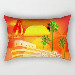 TEL AVIV Rectangular Pillow
