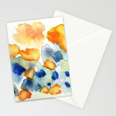 flower inkling Stationery Cards