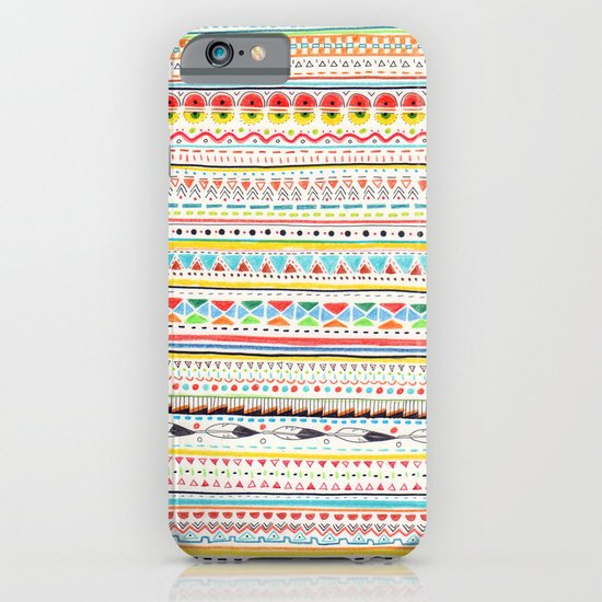 Pattern No.2 iPhone & iPod Case