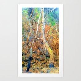 Rebirth #1 Art Print