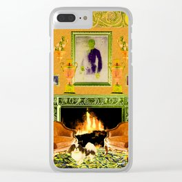 Drawing Room Clear iPhone Case