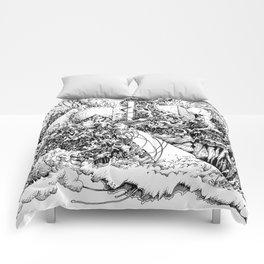 symptomatic recline Comforters