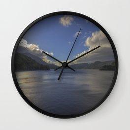 Calmness. Wall Clock
