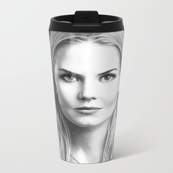 Emma Metal Travel Mug