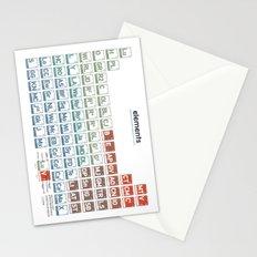 Elements of Star Wars Episodes: IV, V, and VI Stationery Cards
