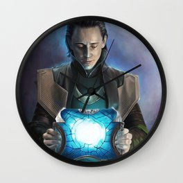Loki #2 Wall Clock