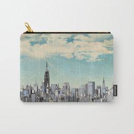 Manhattan, New York Carry-All Pouch