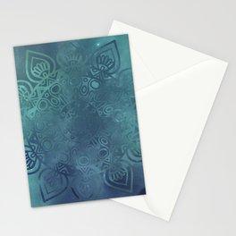 Universe Mandala Stationery Cards
