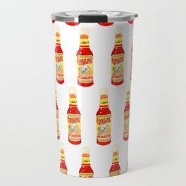 Cthulhu Hot Sauce Travel Mug