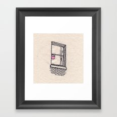Hotel Pennsylvania Framed Art Print