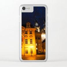 PRAGUE 2 Clear iPhone Case