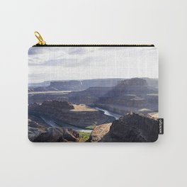 Dead Horse Point State Park Overlook Utah Carry-All Pouch