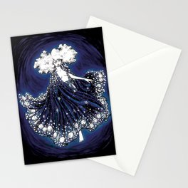 she's mad, but she's magic Stationery Cards