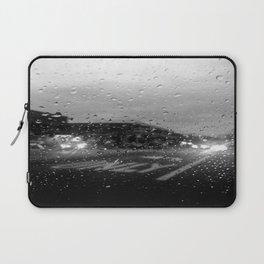 Rain in Ridgewood Laptop Sleeve