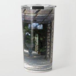 One Long Embrace - vertical Travel Mug