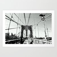 No Sleep 'Til Brooklyn Art Print