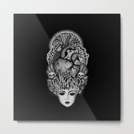 UNREQUITED II Metal Print
