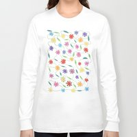 f1 Long Sleeve T-shirts featuring f1 by gasponce