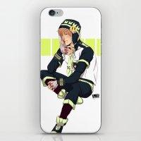 dmmd iPhone & iPod Skins featuring DMMD: Noiz by Yuki119
