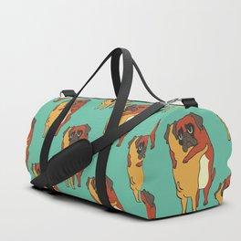 Boxer  Hugs Duffle Bag