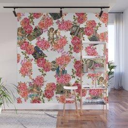 romantic filing  Wall Mural