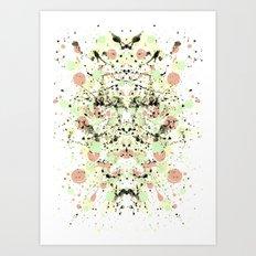 Summer Morning Art Print