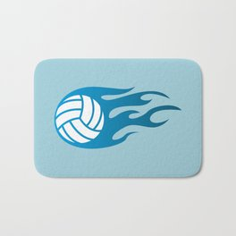 The Volleyball I Bath Mat