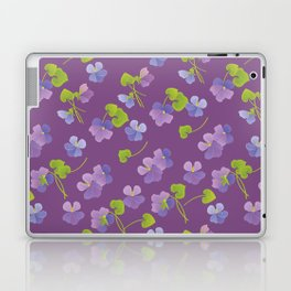 Forest Violet Laptop & iPad Skin