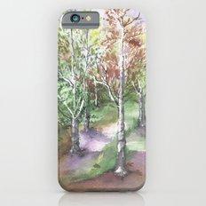 Autumn feeling iPhone 6s Slim Case