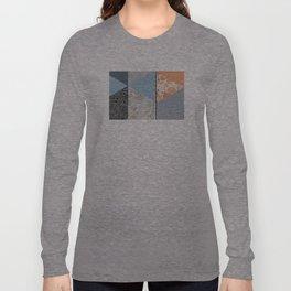 Terazzo Tiles Long Sleeve T-shirt